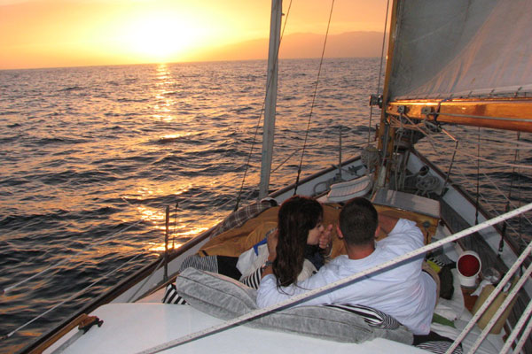 Romantic Cruise on a Private Yacht